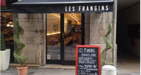 Les Frangins - Restaurants Lyon, Bellecour