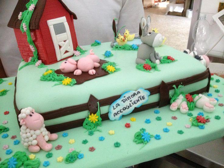 La torta che ci rappresenta...