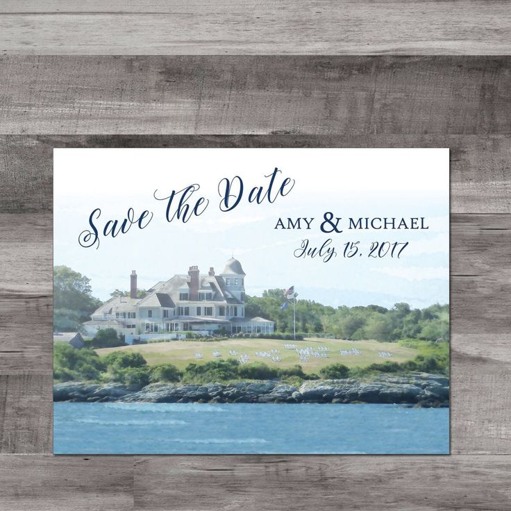 destination wedding save the dates and invitations%0A Destination wedding save the date  Newport Rhode Island save the date   Castle Hill Inn Save the Date  Rhode Island Map save the date