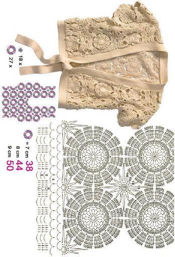 Crochet clothes - Picasa Web Albums