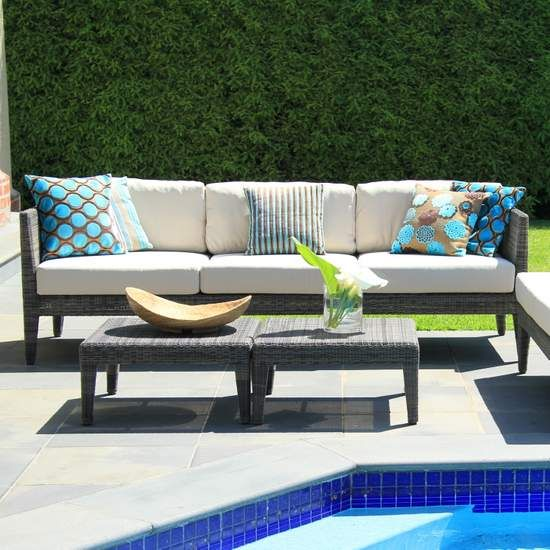23 best Outdoor Sofas from Satara images on Pinterest