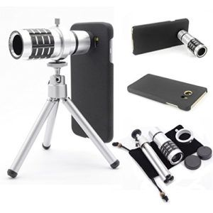 Phifo 12x Optical Zoom Universal Smartphone Telephoto