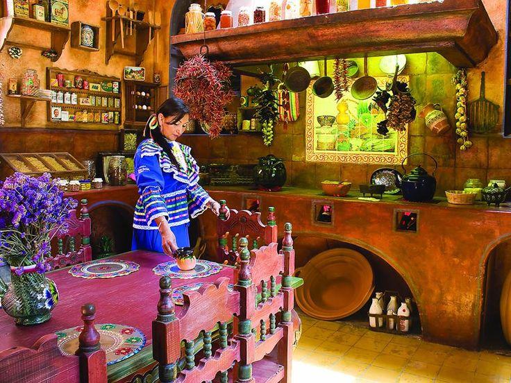 1772 best images about mexican home interiors on pinterest - Decoracion estilo colonial ...