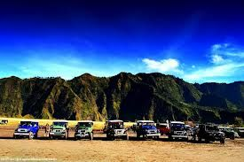 sewe jeep bromo tour
