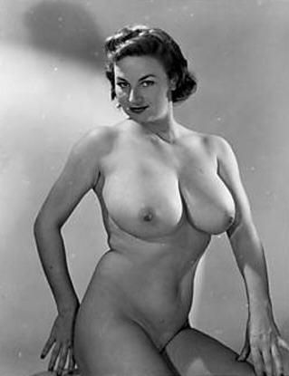 1960s Nude Coeds