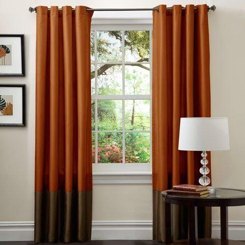 20 Modern Living Room Curtains Design   Home Decor,Decoration