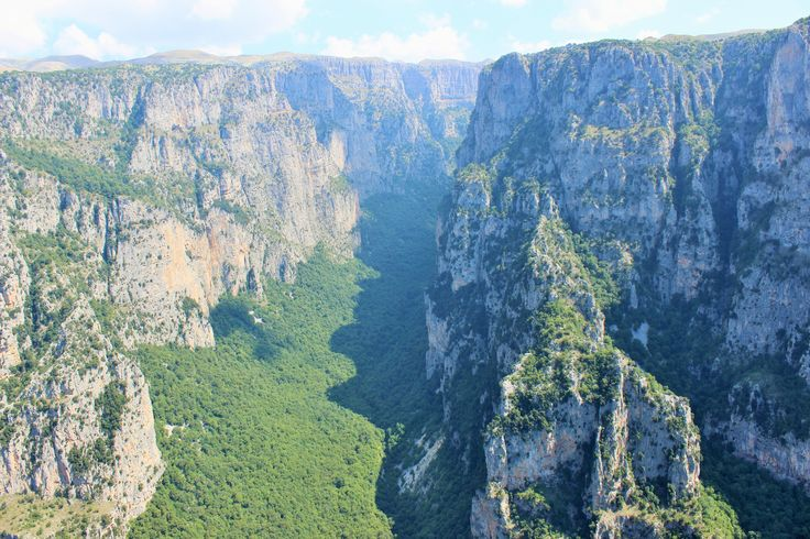 Vikos canyon-summer 2015