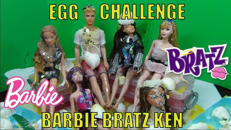 bratz meet barbie and ken