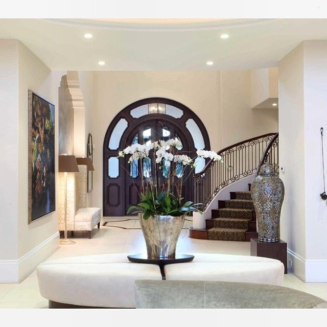 16 best FoYErs images on Pinterest | Staircase design, Entry foyer ...
