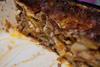 Gjutjärnsgrytan: Lasagne med fetaost