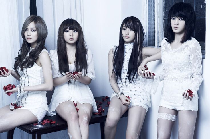 Miss A (with former member Jia)