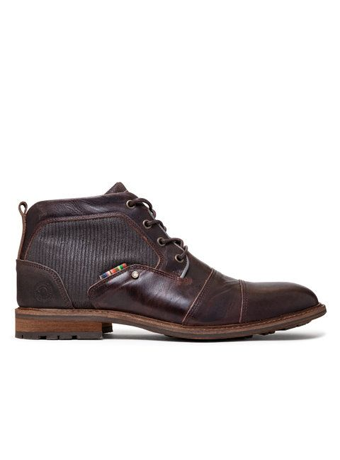 McAvoy Casual Boot | Merchant1948