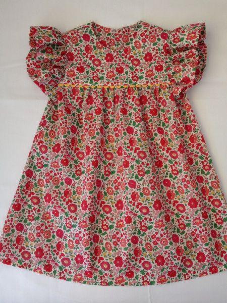 Floral dress - Barn Igjen