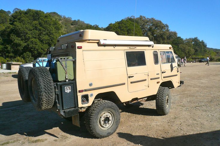 17 Best Images About Expeditionsmobile Trucks Pick Ups 4x4