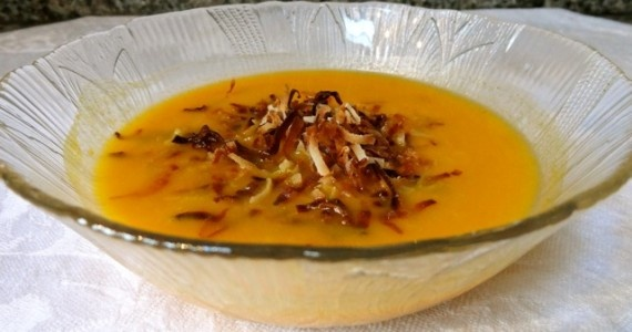 Norene Gilletz's Carrot And Sweet Potato Soup Recipes — Dishmaps