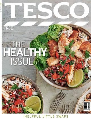 Tesco magazine - May 2017
