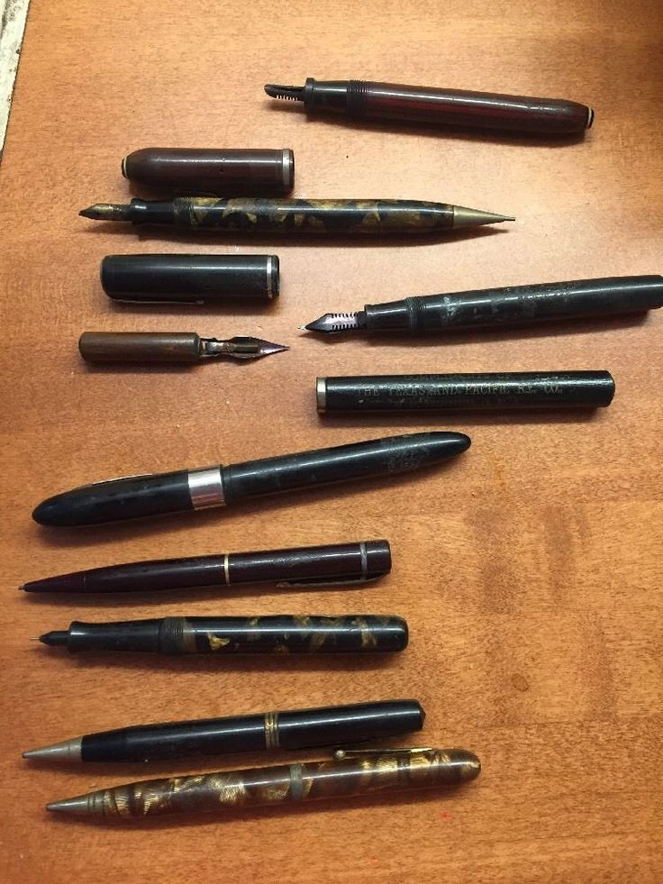 17 Best Ideas About Calligraphy Fountain Pens On Pinterest