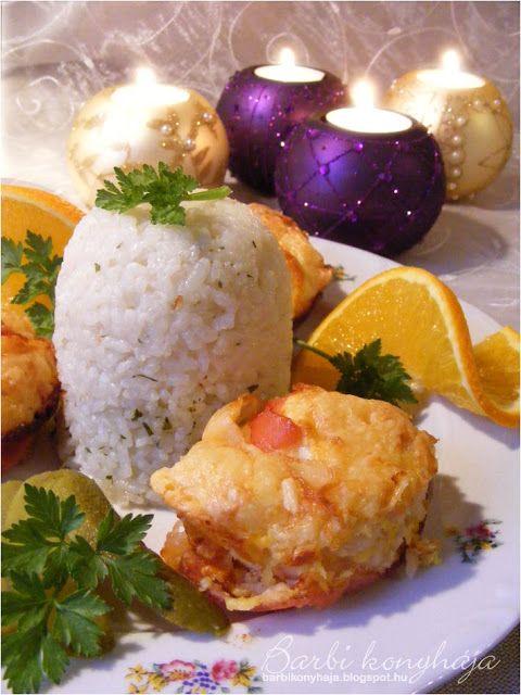 Barbi konyhája: Diós kosárkák - Pipimuffin - Névnapi finomságok! ♥