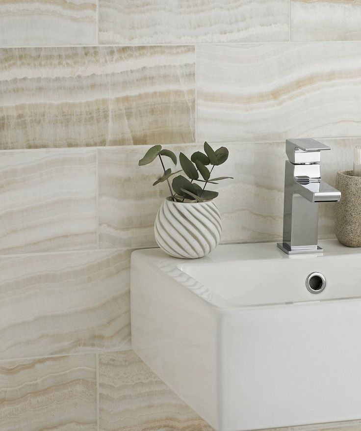 More Earthy tones   Onyx Willow Tile | Topps Tiles