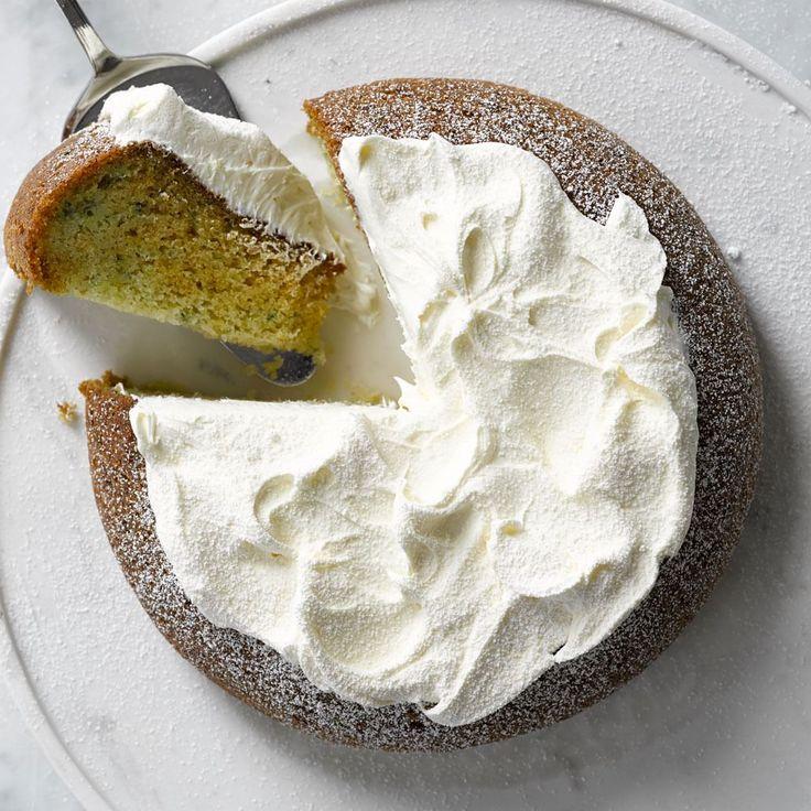 Zucchini Lemon Cake Williams Sonoma