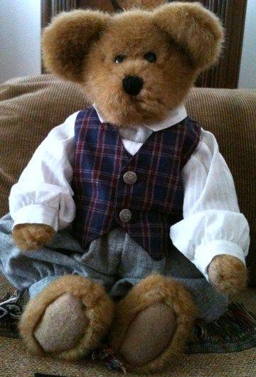 Boyds teddy bear!