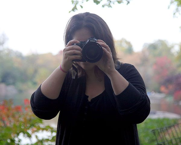 How photography can improve your mood