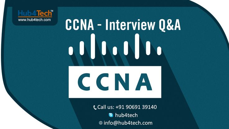 ccna job interview questions and answers pdf