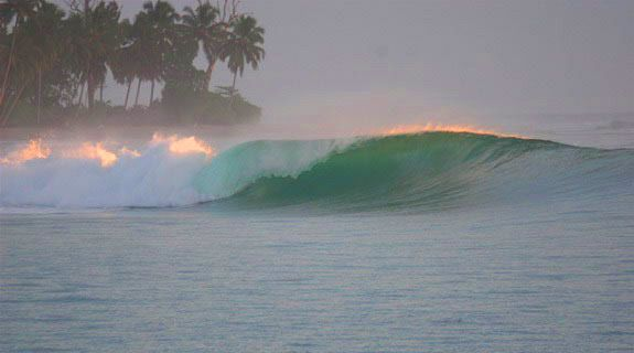Freedom Surf Adventures Mentawai Surf Charters: Surfing Trips to the Mentawais and North Sumatra - North Sumatra Surf