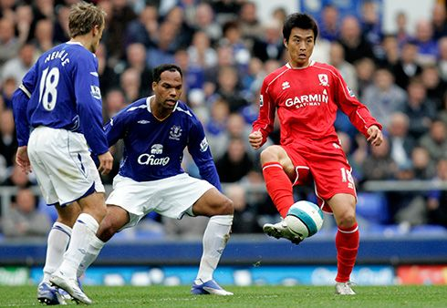 Lee Dong Gook - Middlesbrough