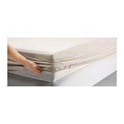 DVALA Fitted sheet - Twin - IKEA