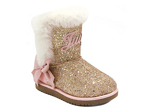 Juicy Couture Lil Windsor Boot - Kids