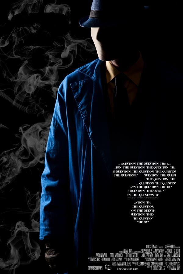 Detective Comics' The Question | DC | Pinterest