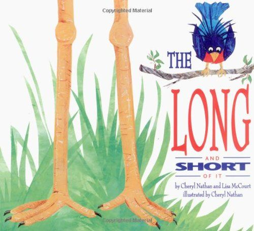 The Long and Short of It by Cheryl Nathan http://www.amazon.com/dp/0816745455/ref=cm_sw_r_pi_dp_RYzovb0188FX1
