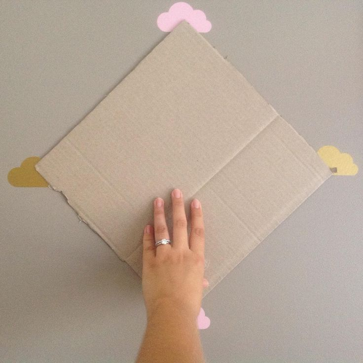 And this humble little cardboard template, crudely cut from a nappy box, completely changed the entire project. It went from HARD work to easy and I think it cut the entire time for the wall to less than 1 hour.