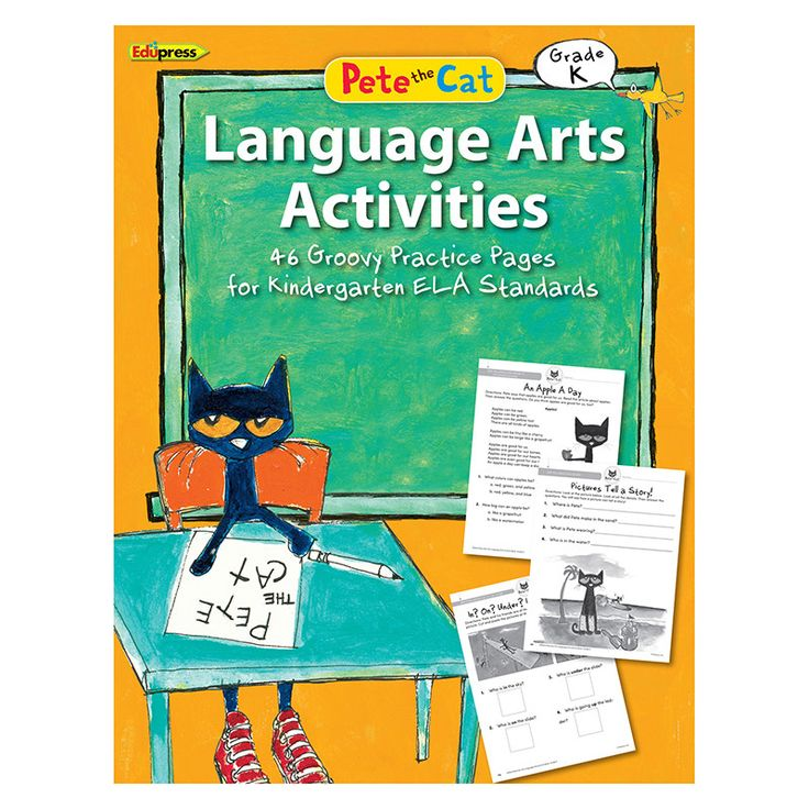 language arts for preschoolers 17 best images about pete the cat on cause and 711