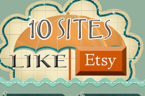 Etsy is known as being one of the most popular sites to buy and sell handmade goods. Believe it or not, other sites like Etsy exist that allow artisans to reach even further in selling their creati...