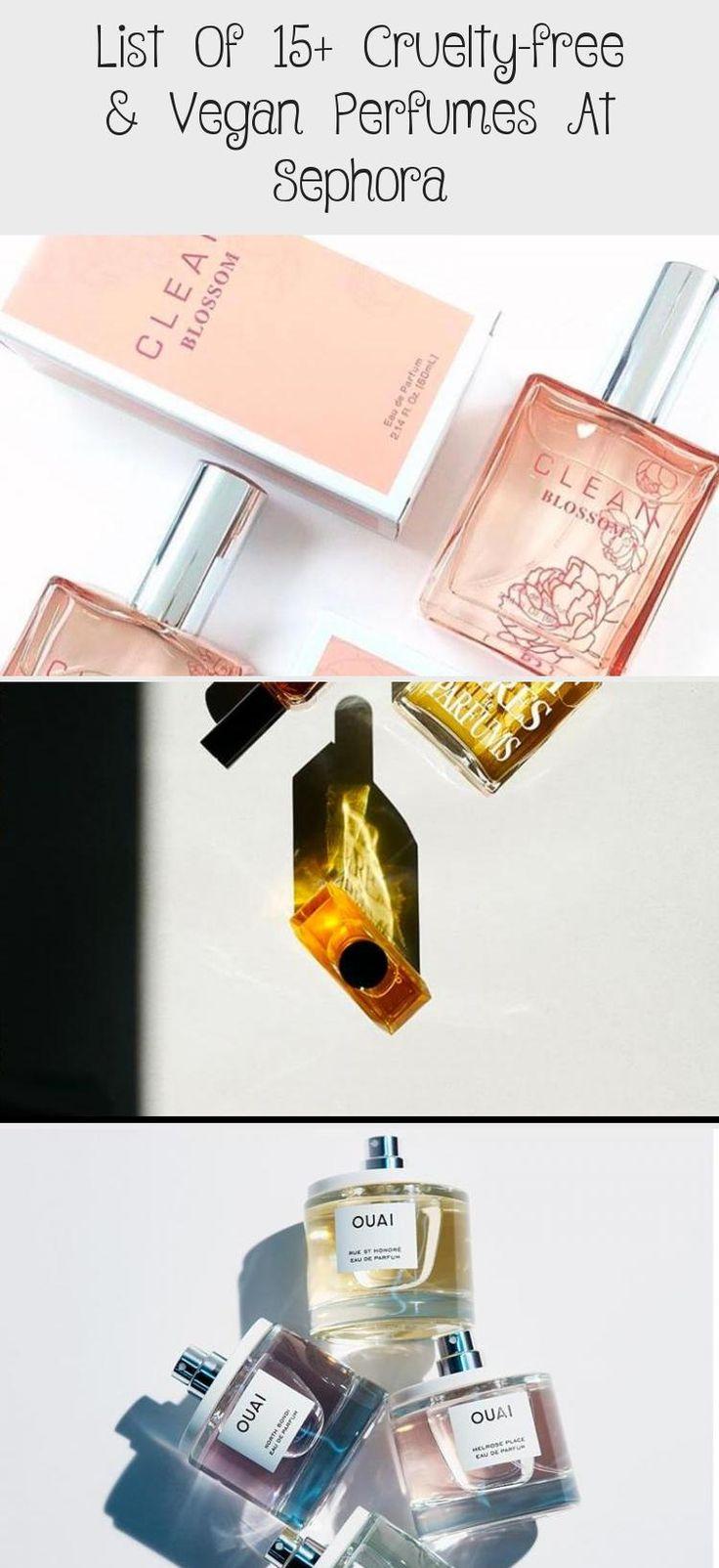 List Of 15+ Crueltyfree & Vegan Perfumes At Sephora