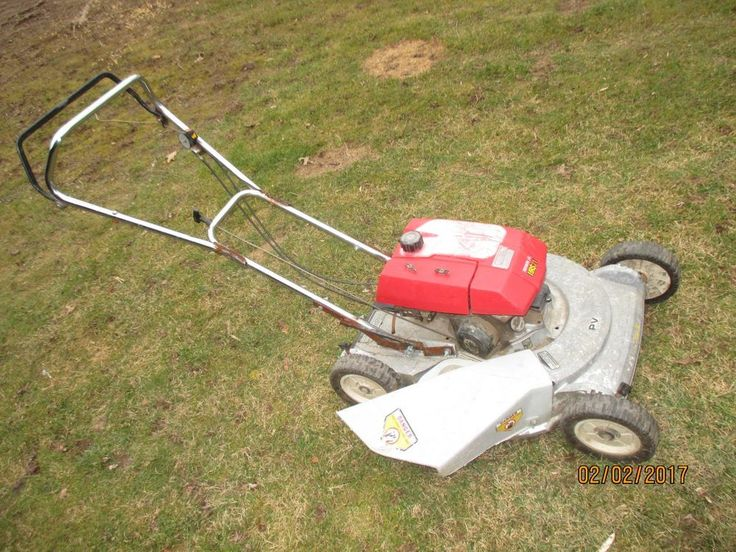 Honda HRS21 Lawn Mower parts only