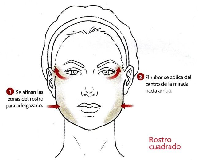 Como-Maquillar-cada-Tipo-de-Rostro-2.jpg (645×520)