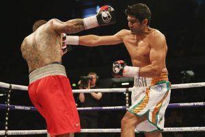 Vijender Singh  breaks into top 10 of WBO World Super-Middleweight Rankings