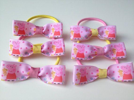 Bulk Peppa Pig 5-10 Packs Birthday Party Favor by OliverandMay