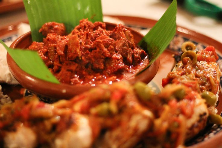 Cochinita Pibil coming our fresh from our kitchen every day! #lostresgallos #MexicanCuisine #MexicanRestaurant