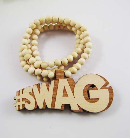 Мода W193 Высокое качество goodwood регби баскетбольная команда хип-хоп логотип уличные танцы скейтбординг деревянные ожерелье 30 шт./лот