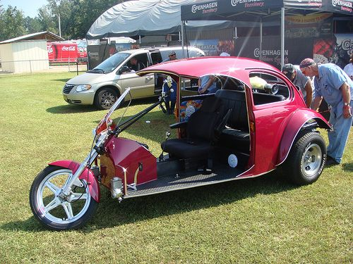 Vw Beetle Trike Projects To Try Scooter Motorcycle