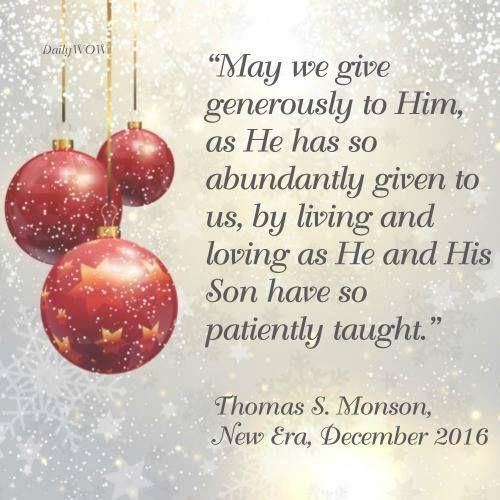 Lds Christmas Quotes.Royalty Free Thomas S Monson Christmas Quotes Paulcong