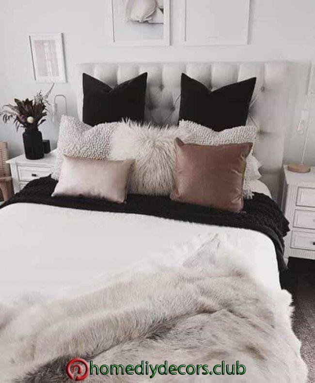 Ich Bin Entschlossen Heute Einen Produktiven Tag Zu Haben Pinterest Carrief In 2020 In 2020 Blaues Schlafzimmer Warmes Schlafzimmer Schlafzimmer Ideen