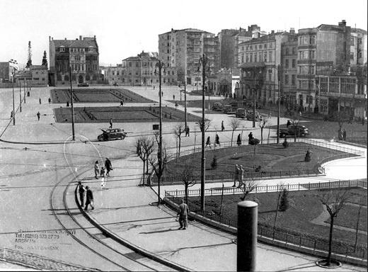 More New Old Taksim | Mavi Boncuk