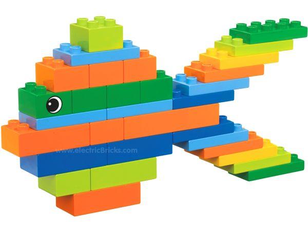 84 best Duplo Lego Ideas images on Pinterest | Infant games, Lego ...