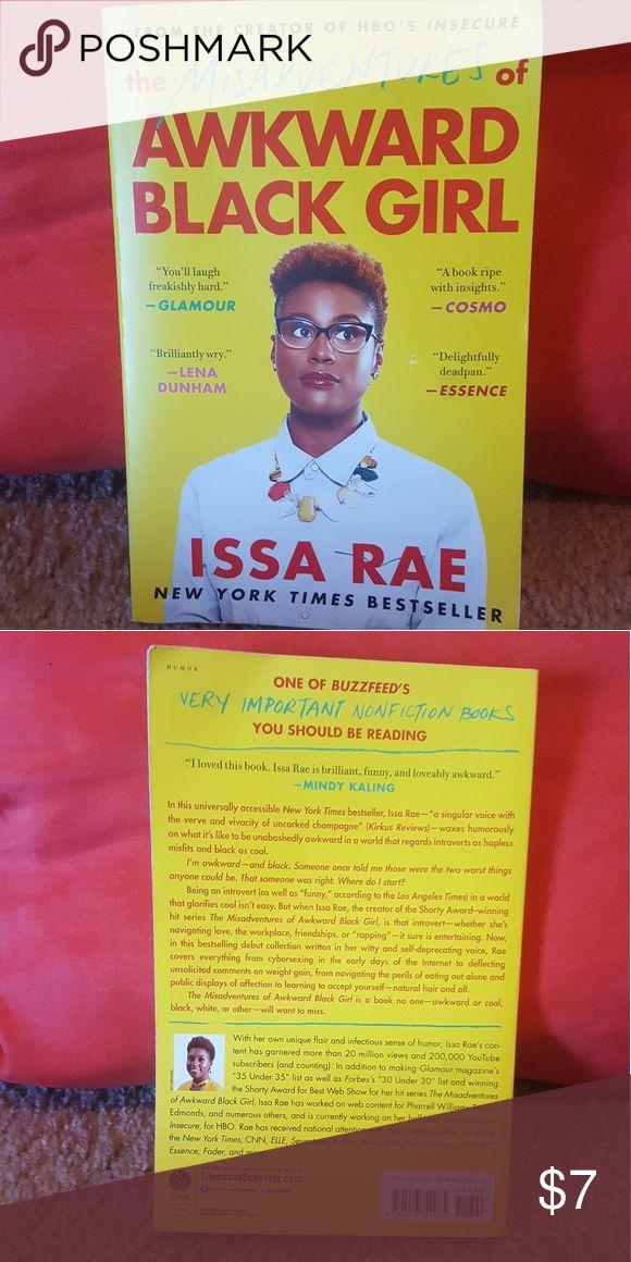 The Misadventures Of An Awkward Black Girl Author - Issa -2498