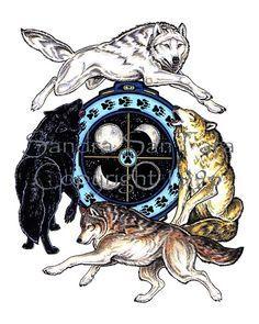 lobo spirit - Buscar con Google